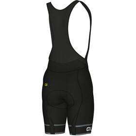 Alé Cycling Graphics PRR Sella Trägershorts Herren black-white
